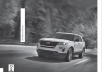 2019 Ford Explorer Owners Manual Manuals Books
