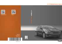 2019 Ford Fusion Owner s Manual OwnerManual