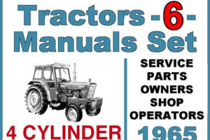 Ford 5000 Tractor Owners Manual Pdf 1 Tractors Owners