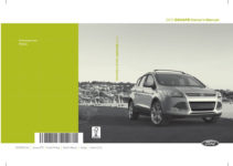 Ford Escape 2013 Owner s Manual PDF Download