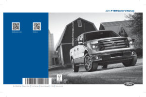 2014 Ford F150 Owners Manual pdf 4 62 MB